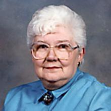 Elizabeth (Betty) Morrison -  March 5, 2011